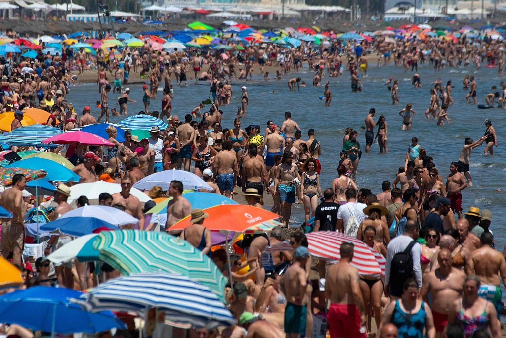 Europe braces for another record-breaking heat wave