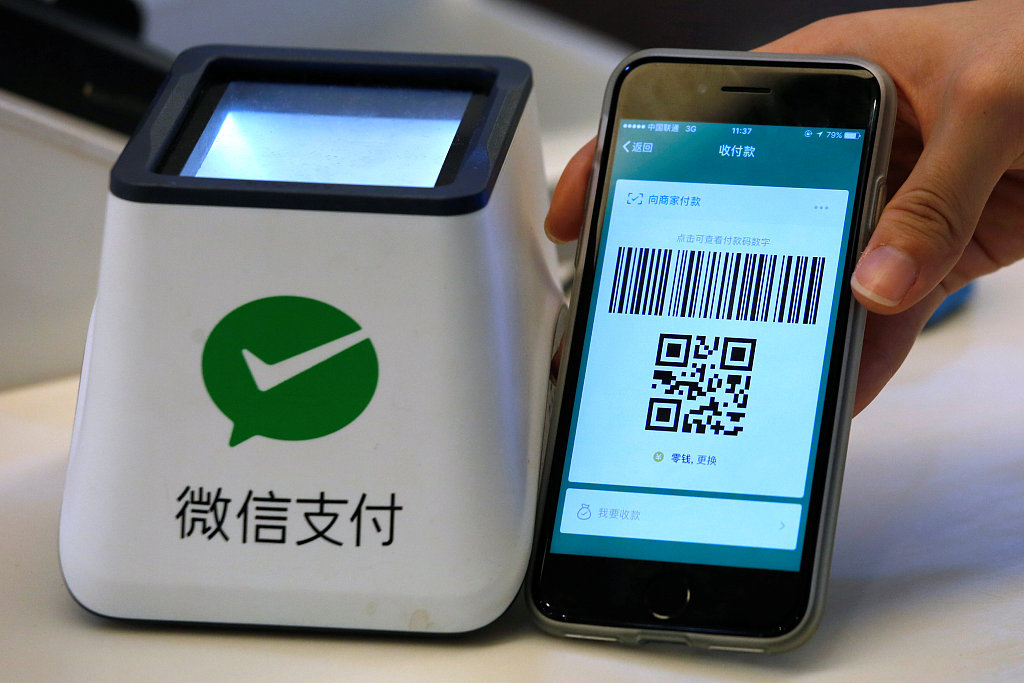 China's WeChat enables in-flight mobile payment