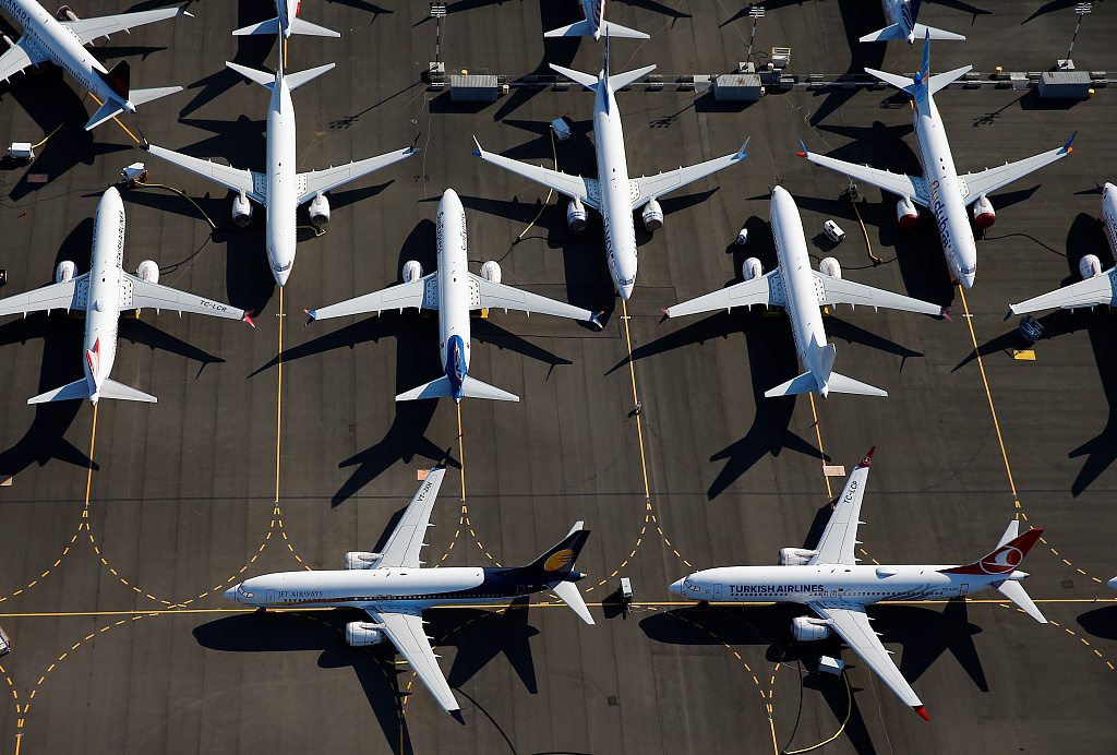 Boeing reports $2.9 bn loss in 2Q, biggest quarterly loss ever