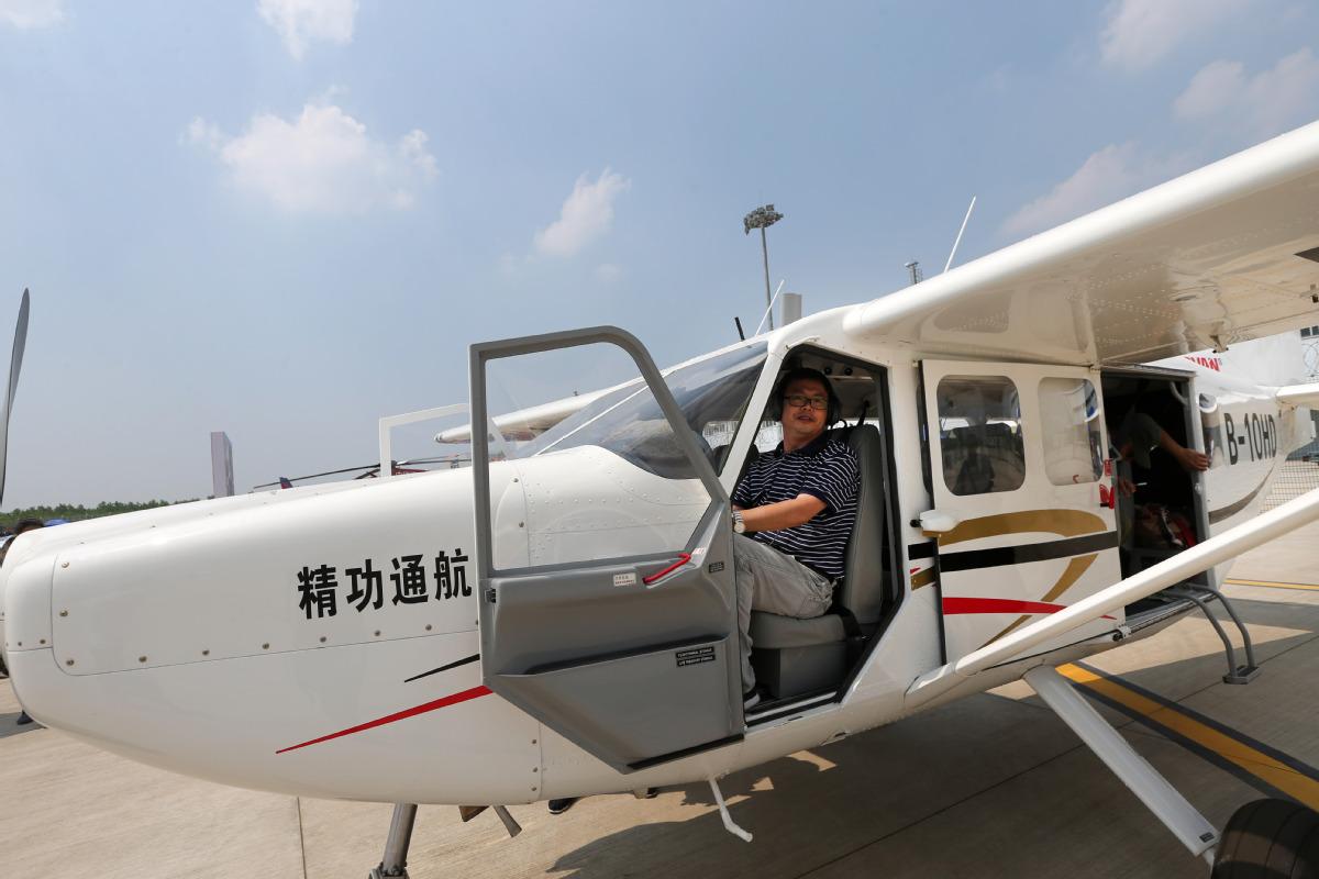 Civil aviation regulator suspends all GA8 flights