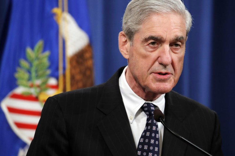 Justice officials tell Mueller not to stray from his report