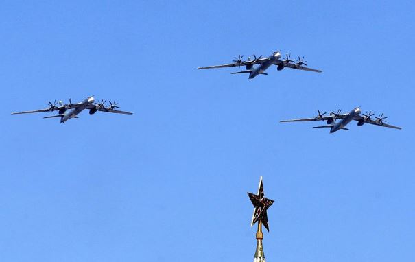 Russian military denies violating South Korean airspace