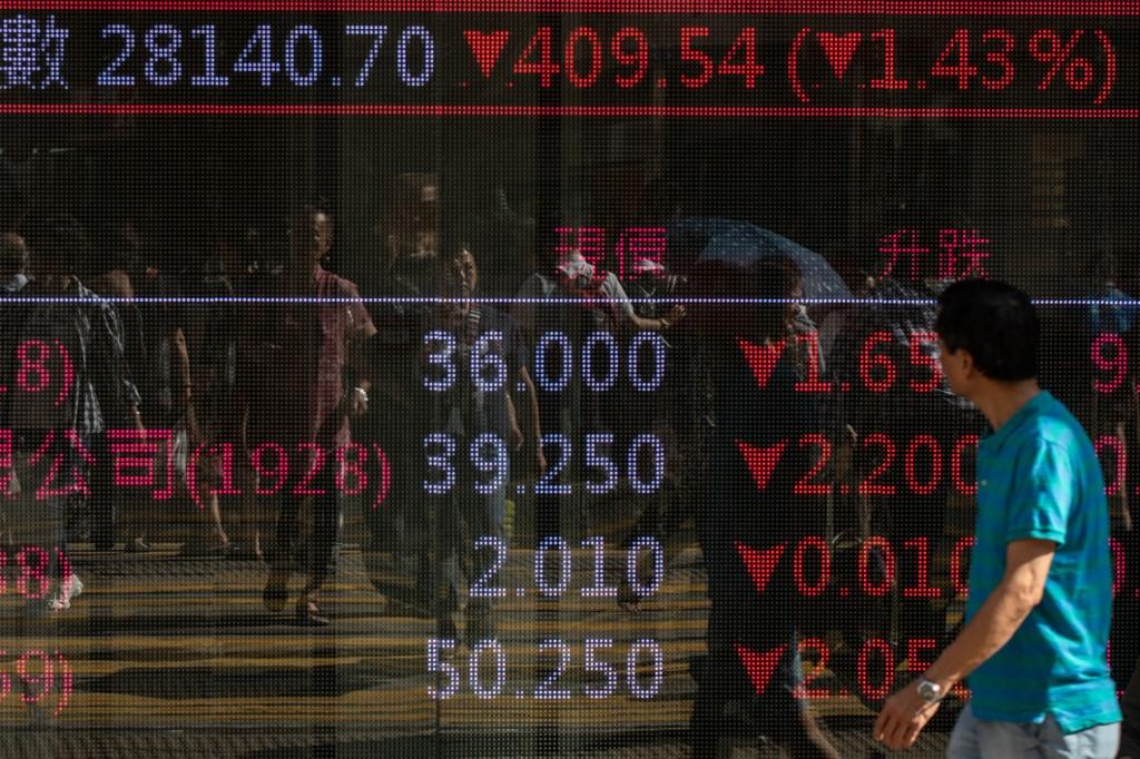 Hong Kong stocks open 0.39 pct higher