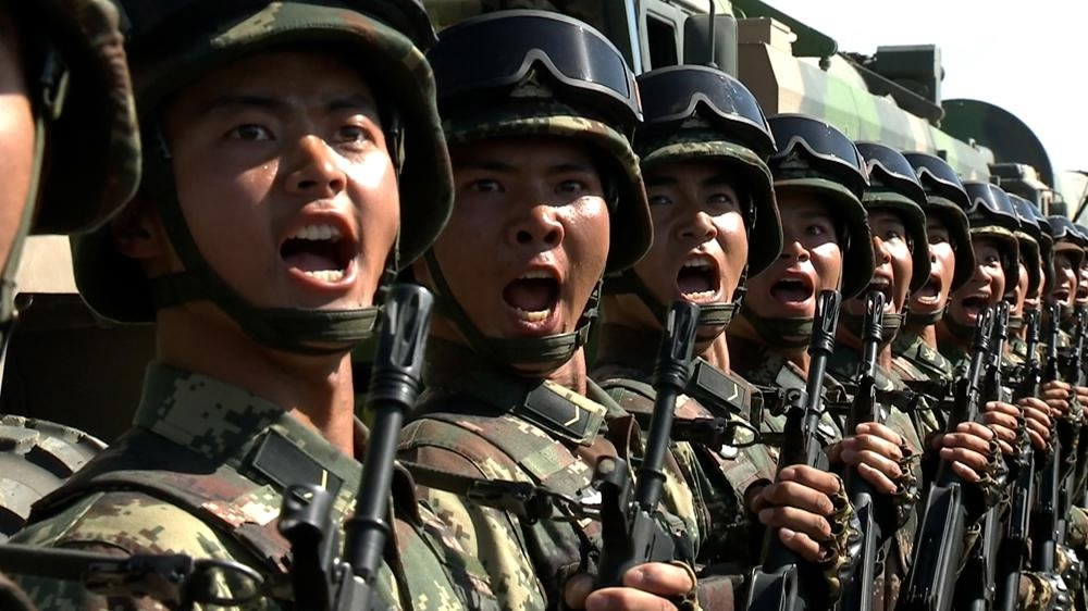 White paper gives overview of reshuffled armed forces