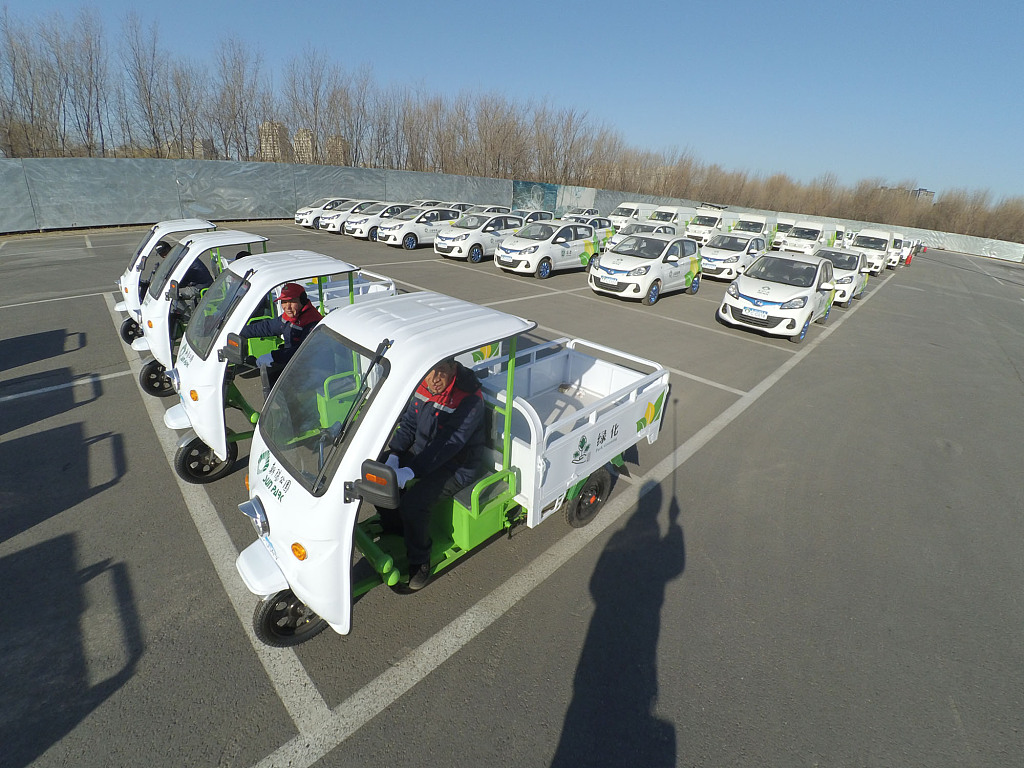 China's NEV industry to see intensified competition with shrinking subsidies