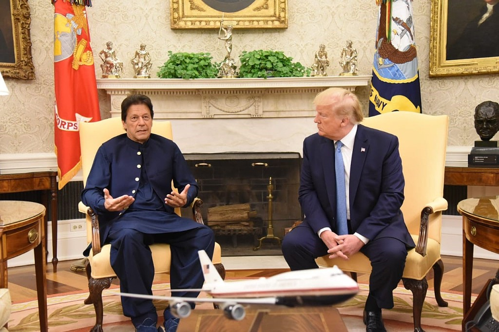Pakistani PM's US visit resets bilateral ties