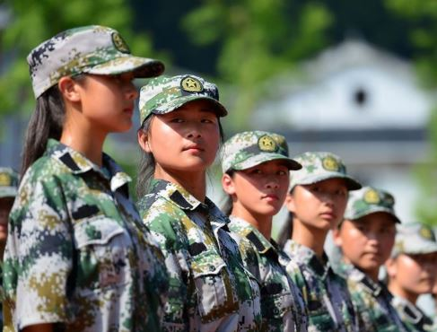 Chinese military to recruit more college students in 2019