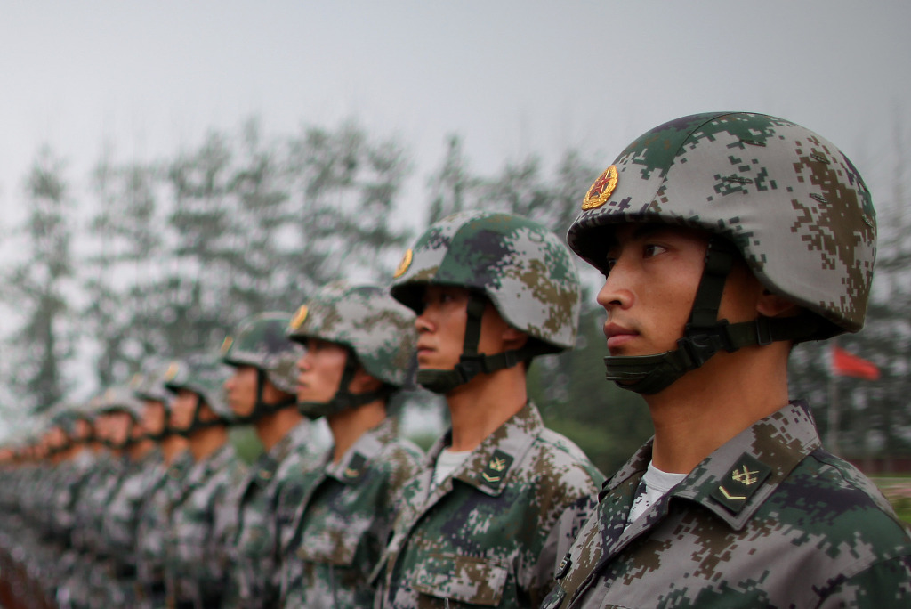 China's defense expenditure open and transparent: white paper