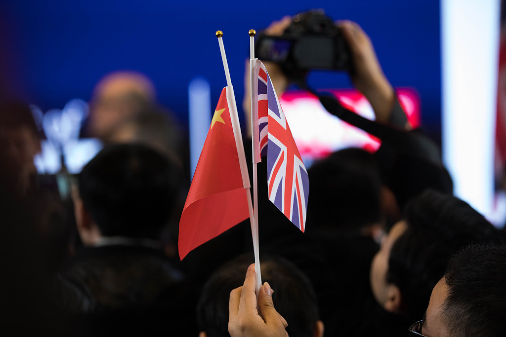 China pledges to further cooperation with UK as new PM said 'pro-China'
