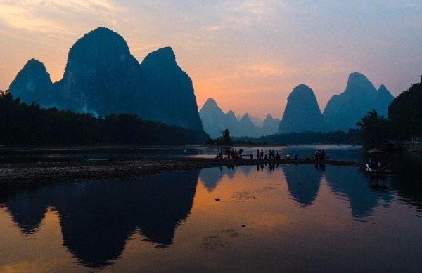 South China's Guilin sees record number of tourists in first half of 2019