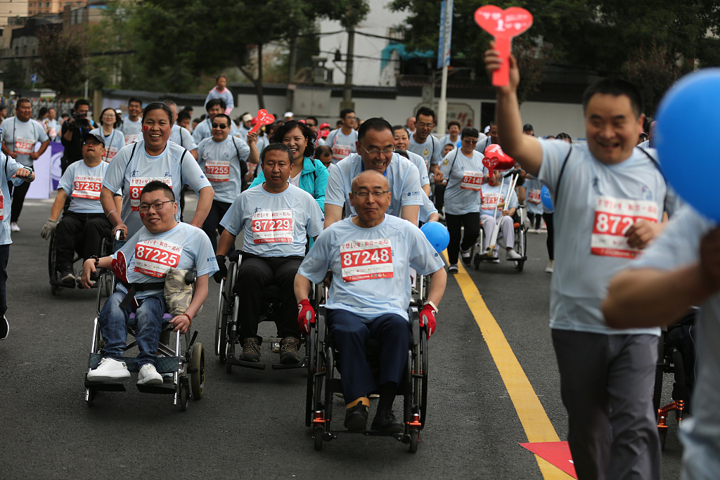 China makes headway in disability prevention: white paper