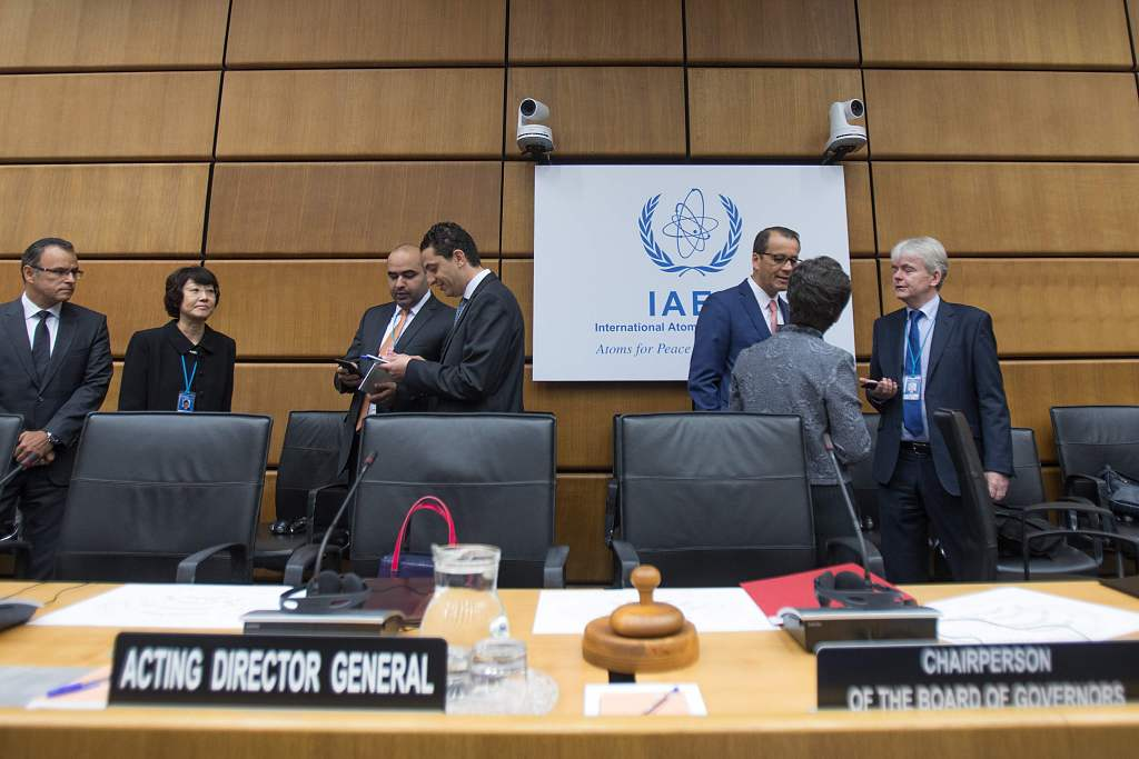 Romanian diplomat becomes acting chief of UN nuclear watchdog