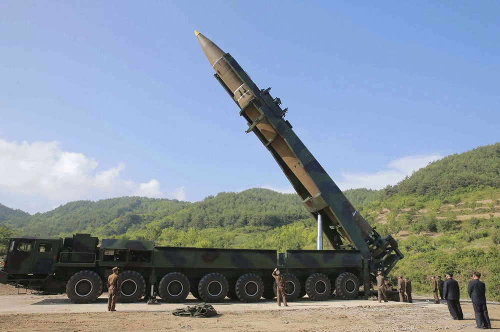 DPRK fires 2 unidentified projectiles into eastern waters: S Korea's military