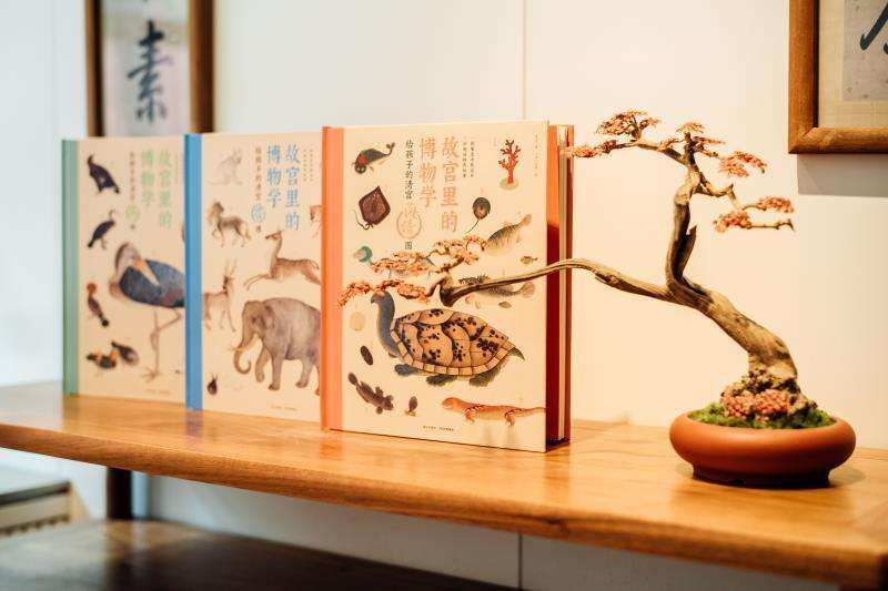 The Palace Museum publishes fantastic beasts book collection