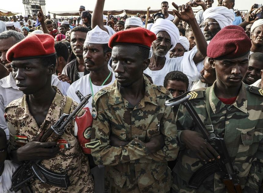 Sudanese army says foils coup attempt