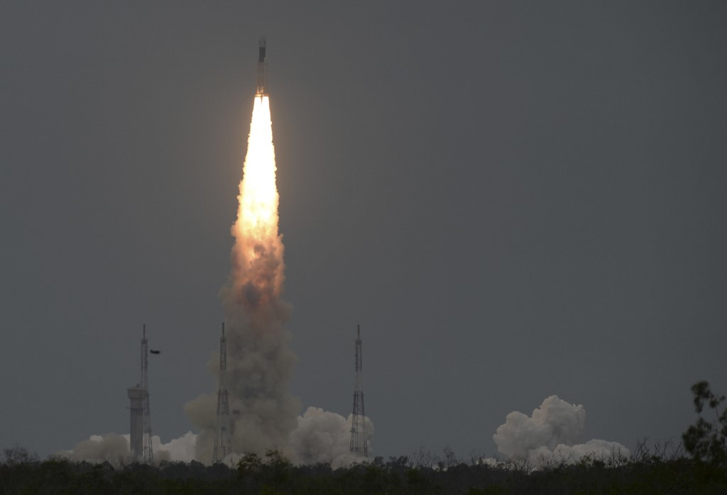 Space offers new scope for China-India cooperation
