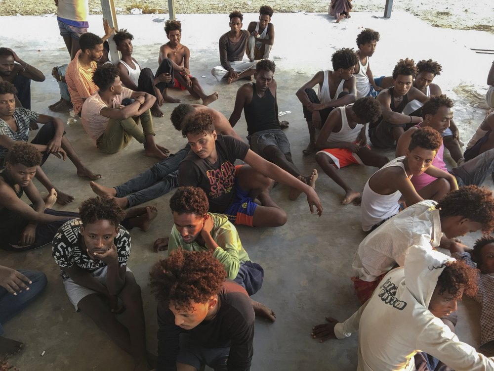 150 migrants feared dead after boats capsize off Libya coast