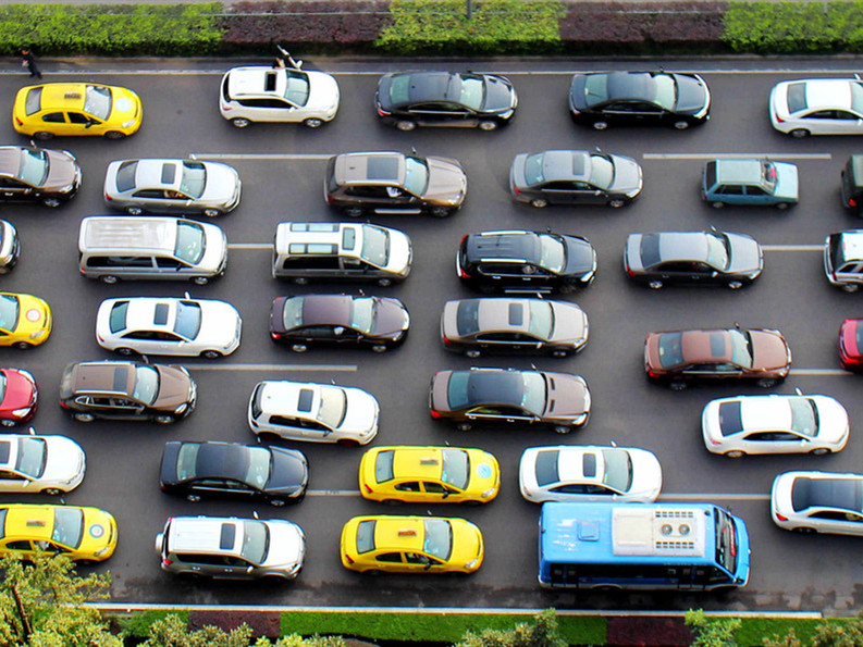Chongqing tops country's traffic congestion list in Q2
