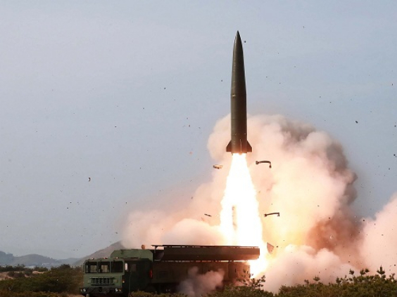 DPRK Kim Jong-un says new tactical missile launch was warning to ROK