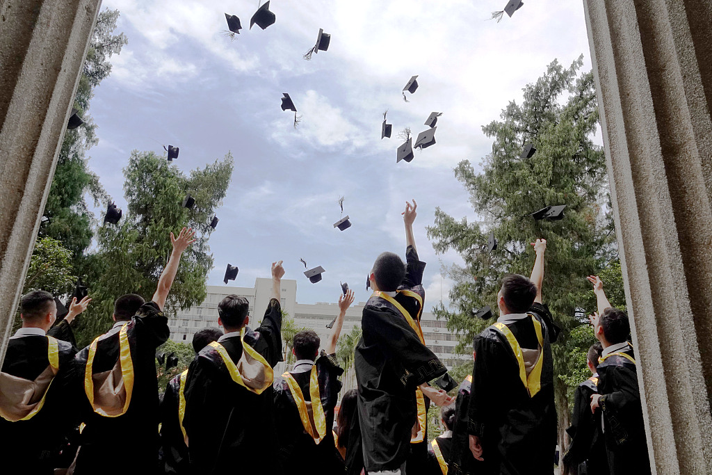 Senior lawmaker calls for solid enforcement of higher education law