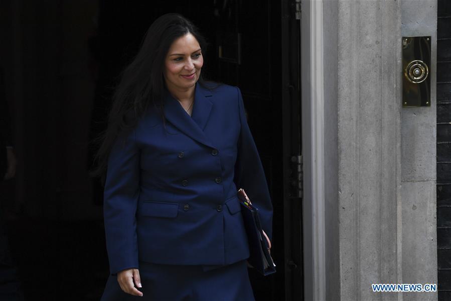 Cabinet meeting held in London
