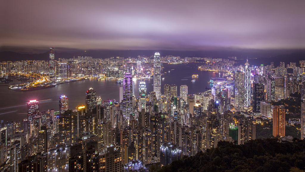Business people worry turmoil erodes Hong Kong's cornerstone of success