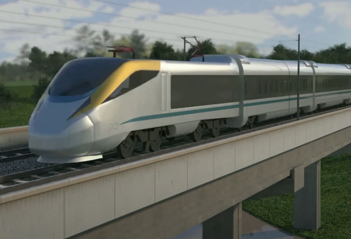 China welcomes the relaunch of East Coast Rail Line project