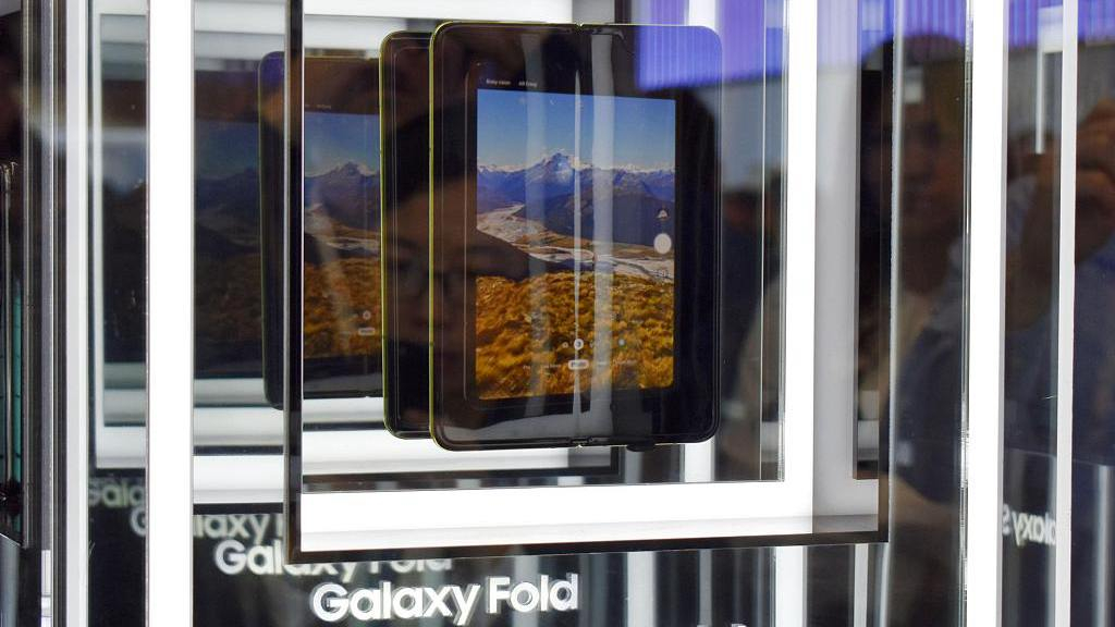 Samsung's delayed Galaxy Fold now ready for September launch