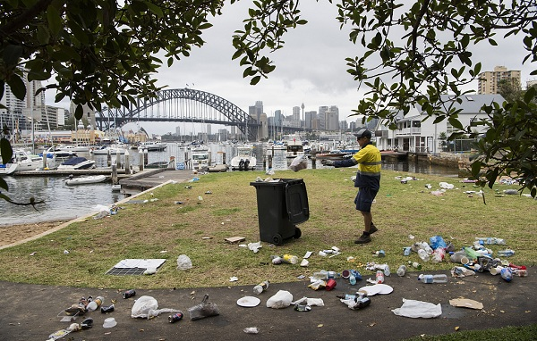 Aussie state scrambling for solution as backlog of waste piles up