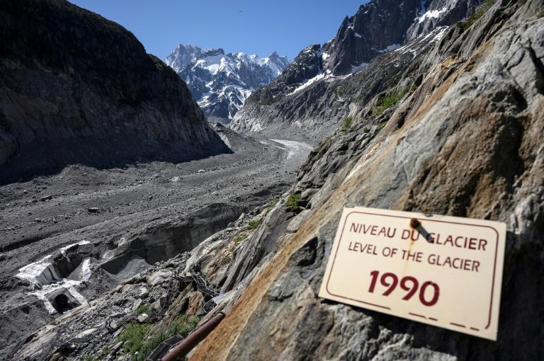 Alpine climbing routes crumble as climate change strikes