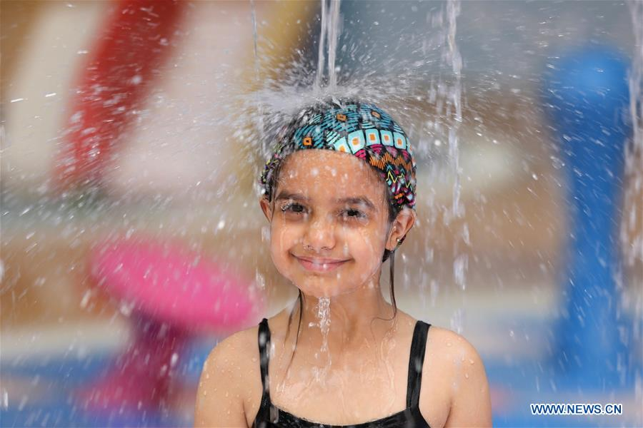 Heatwave hits Iraq as temperature jumps to 50 degrees Celsius