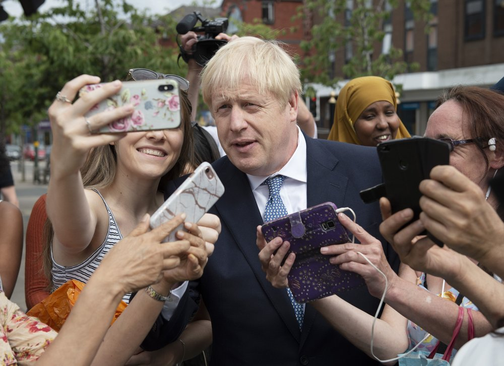 PM Boris Johnson's agenda raises UK election speculation