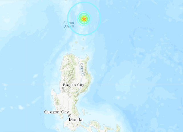 5 dead as 2 quakes rattle N. Philippines