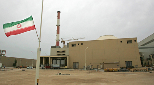 Iran says second unit of Bushehr Nuclear Power Plant under construction