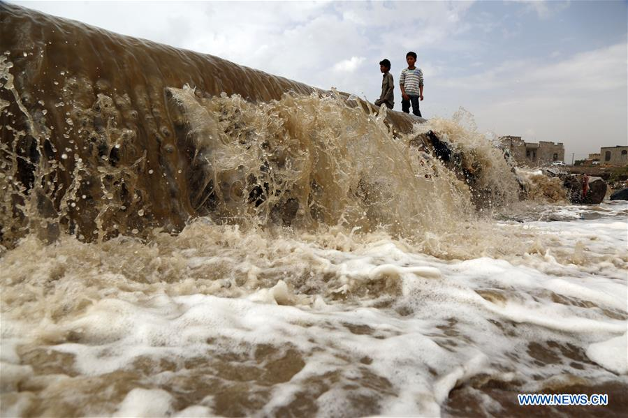 Heavy rains and flood frequently hit many governorates in Yemen