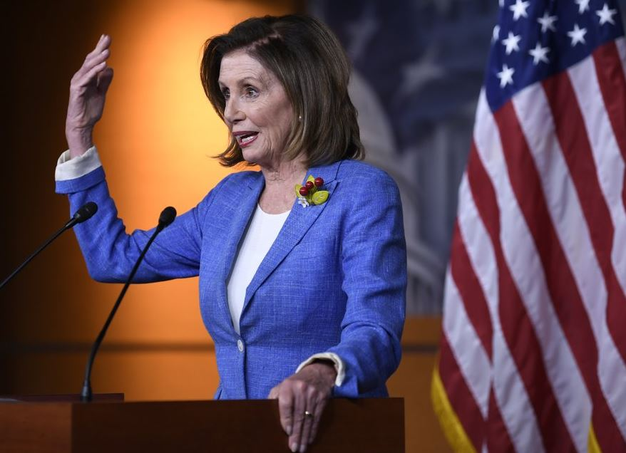 Pelosi: Not 'running out the clock' on impeachment