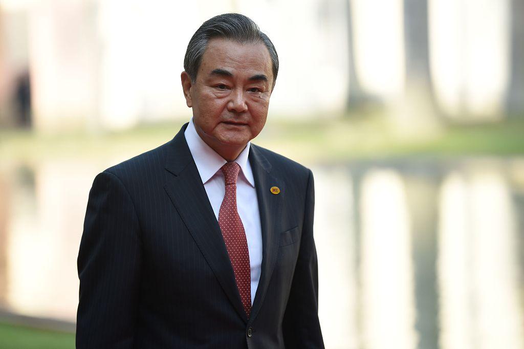 Chinese FM says BRICS cooperation a strategic choice, urges bigger BRICS role in world affairs