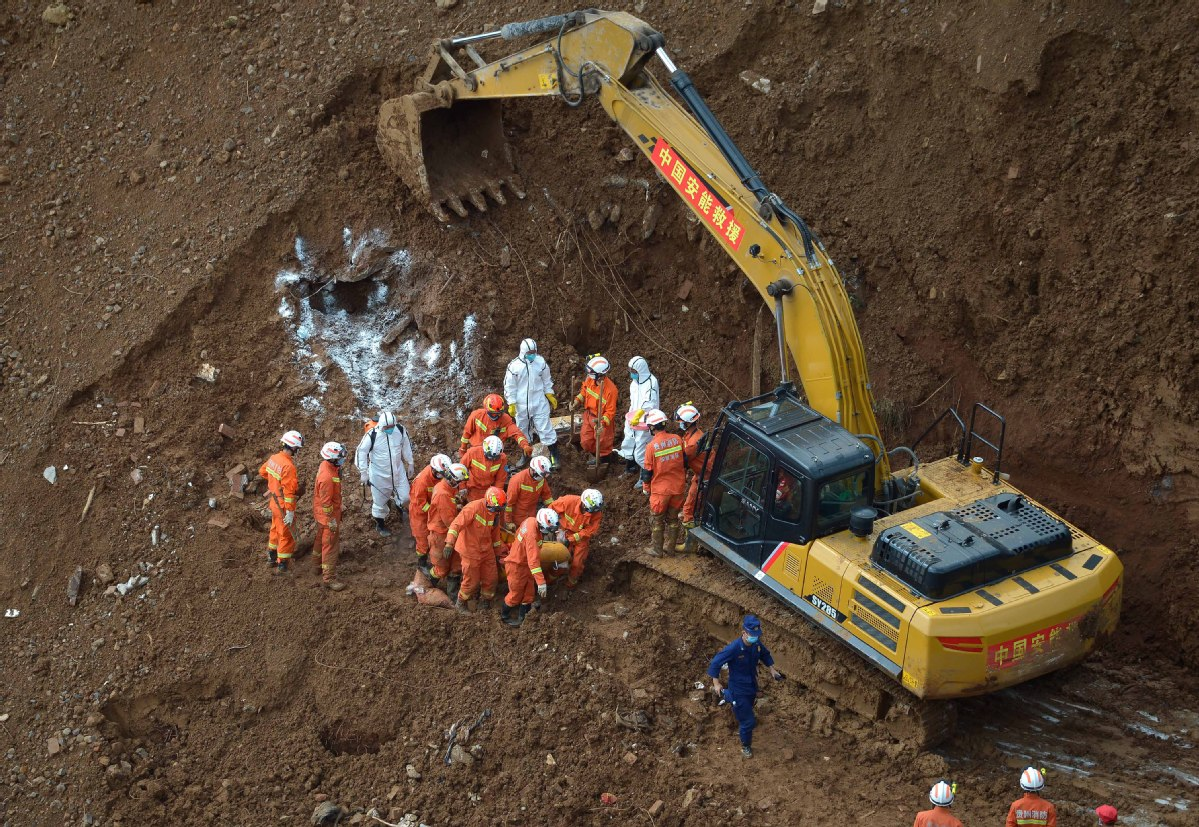 Death toll rises to 29 in southwest China landslide