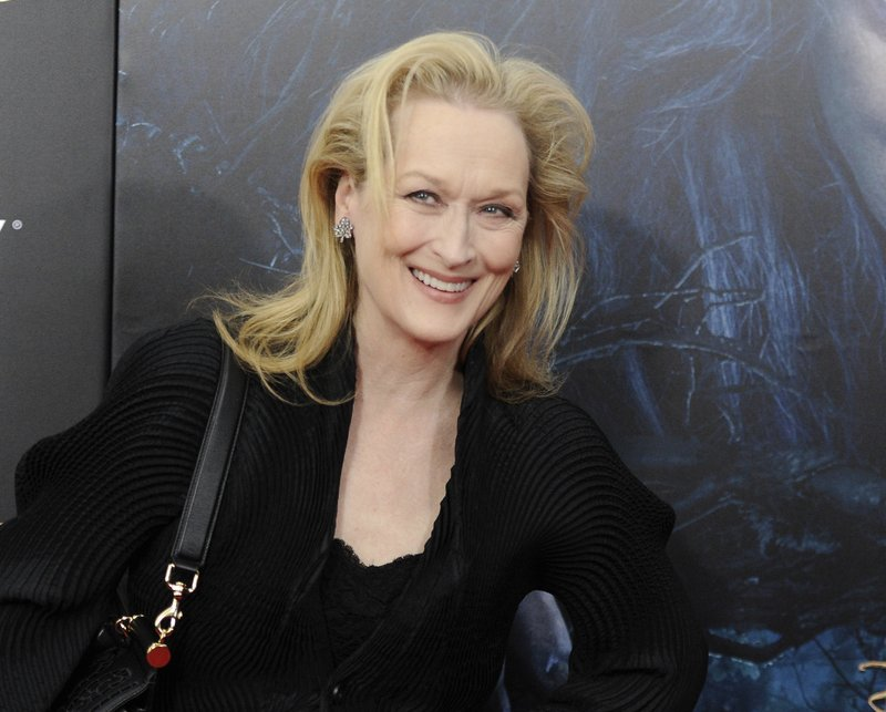 Streep to receive Toronto Film Festival's first acting award