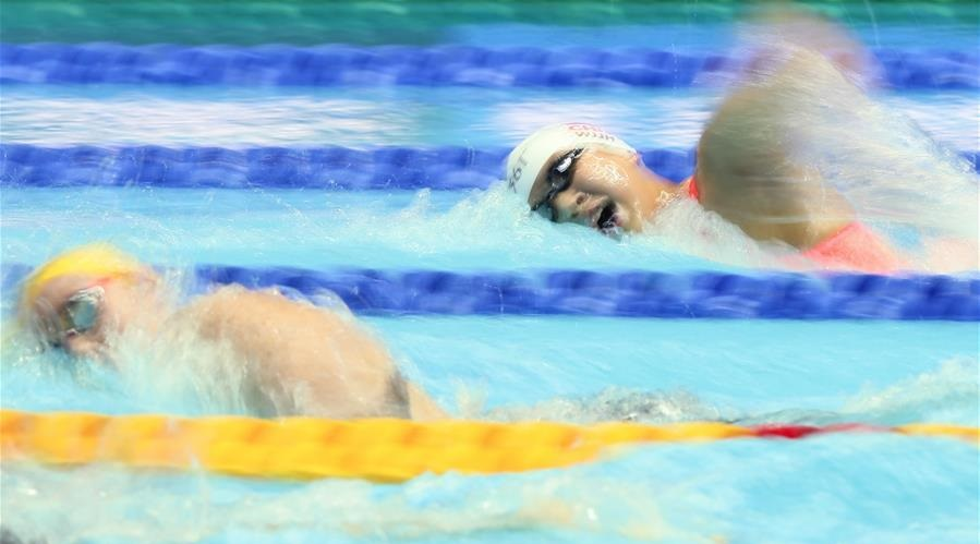 In pics: FINA World Championships day 7