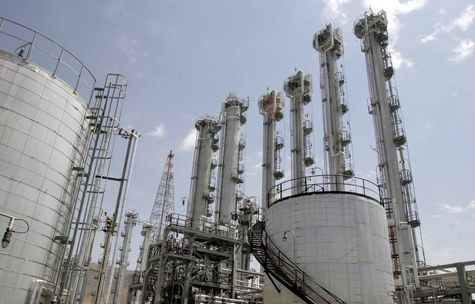 Iran says to restart activites at Arak heavy water nuclear reactor: report