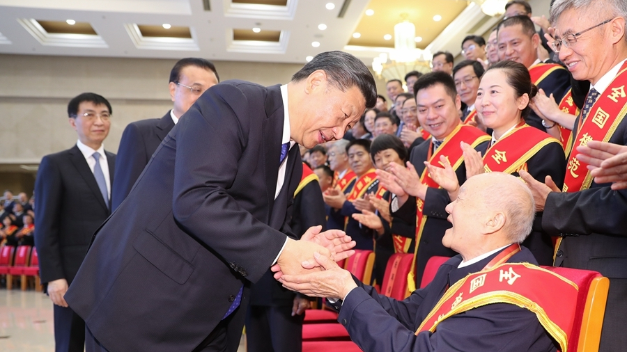 Xi Jinping: a leader who cares deeply for veterans