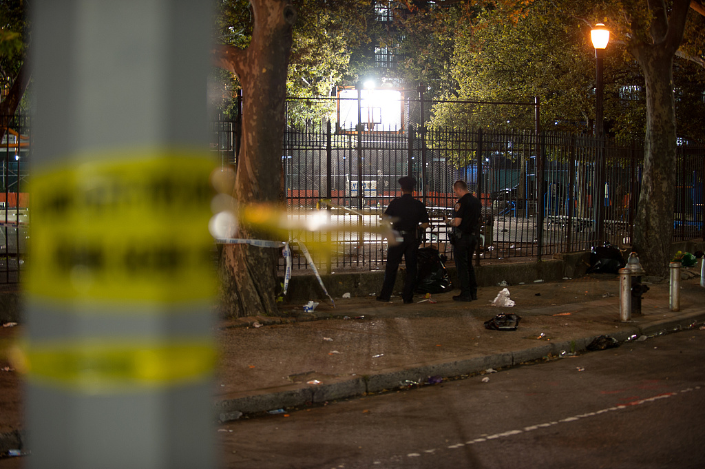 One dead, 11 injured in NYC shooting