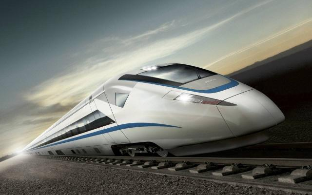 Chinese train maker developing 400 kph variable-gauge trains