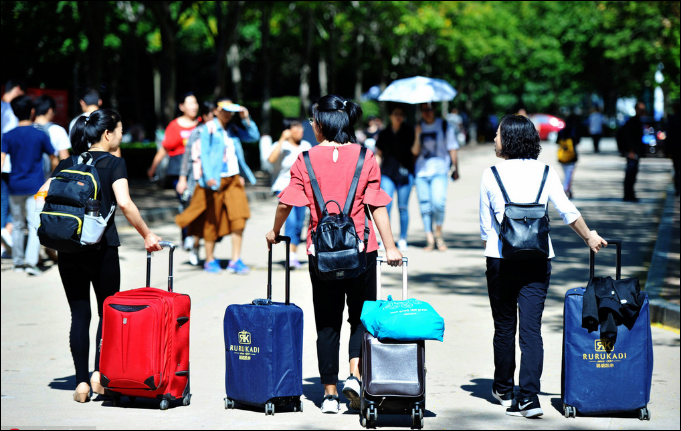 China's gross enrollment ratio in higher education reaches 48%