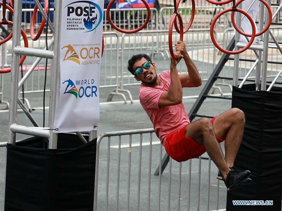 Highlights of 2019 Asia Obstacle Course Race Games