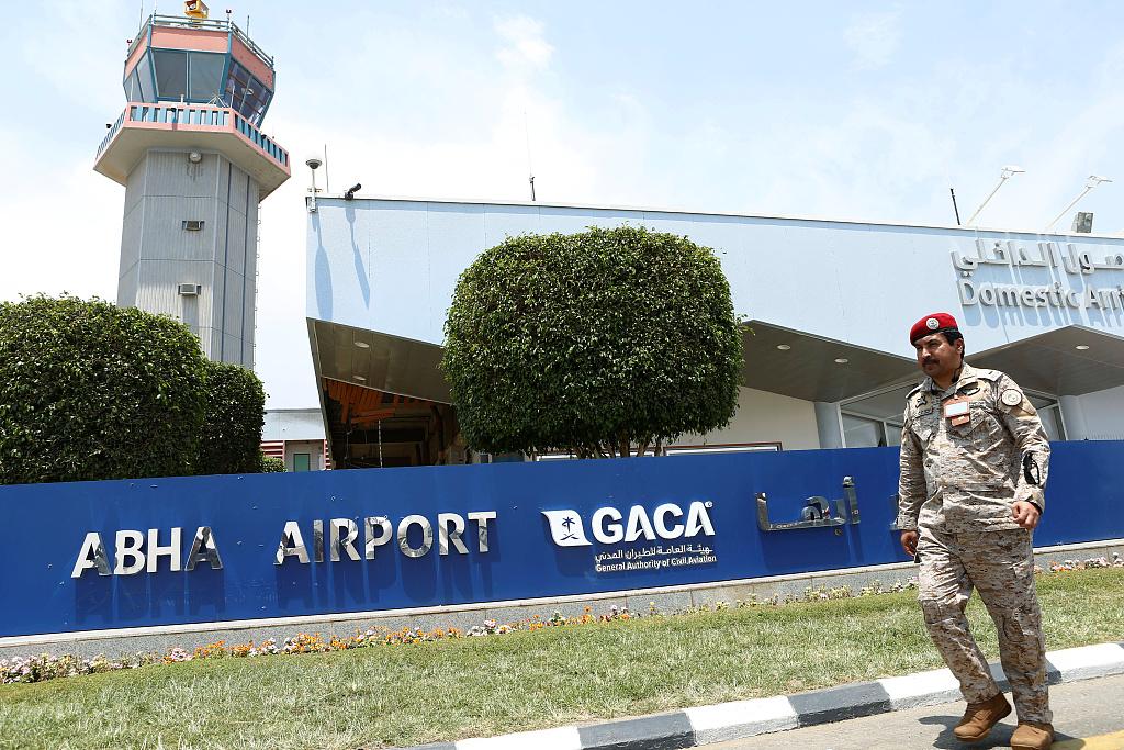 Yemen's Houthis say launch fresh attack on Saudi Abha airport