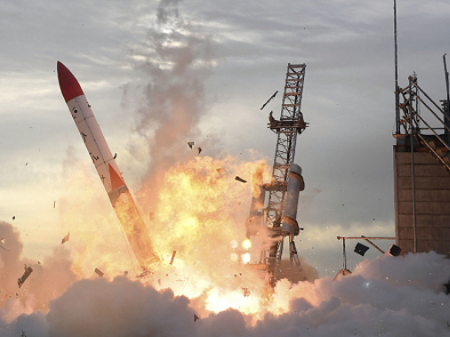 Japan startup fails to launch rocket into outer space