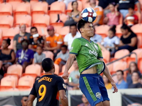 2019 Major League Soccer: Houston Dynamo vs. Seattle Sounders