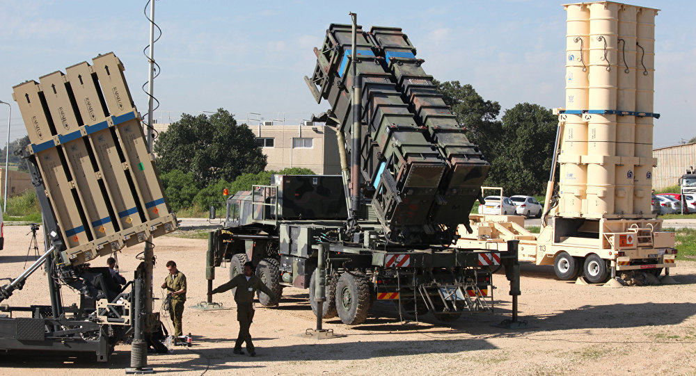 Israel, US successfully test Arrow-3 missile defense system